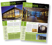 Journal de la construction commerciale en bois